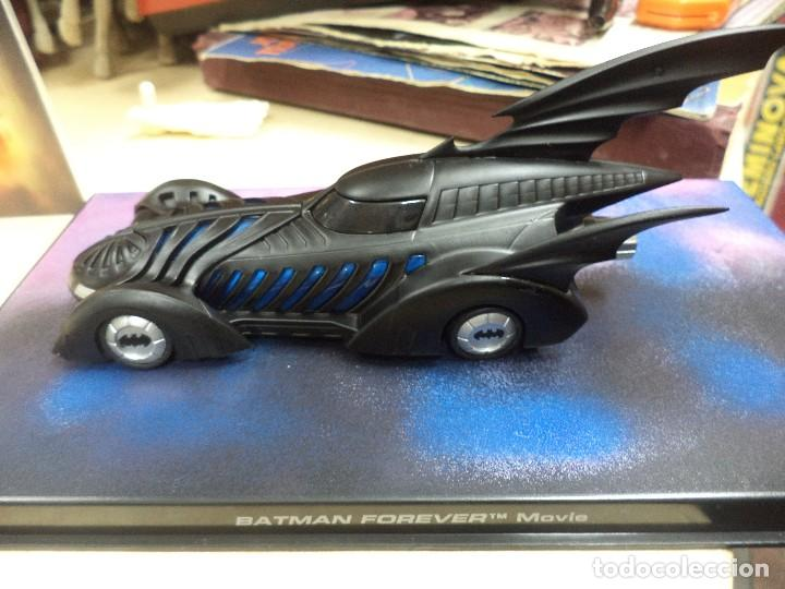 BATMOBILE ALTAYA ESC.1/43.BATMAN FOREVER MOVIE. (Juguetes - Figuras de Acción - DC)