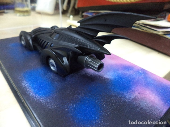 Figuras y Muñecos DC: Batmobile Altaya esc.1/43.Batman forever movie. - Foto 3 - 113709259