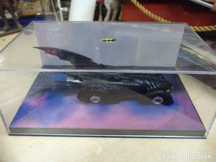 Figuras y Muñecos DC: Batmobile Altaya esc.1/43.Batman forever movie. - Foto 4 - 113709259