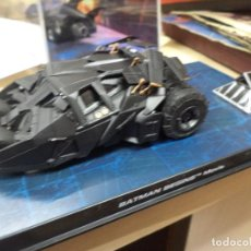 Figuras y Muñecos DC: BATMOBILE ALTAYA ESC.1/43.BATMAN BEGINS MOVIE.. Lote 113710827