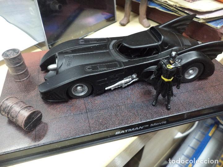 BATMOBILE ALTAYA ESC.1/43.BATMAN MOVIE (Juguetes - Figuras de Acción - DC)