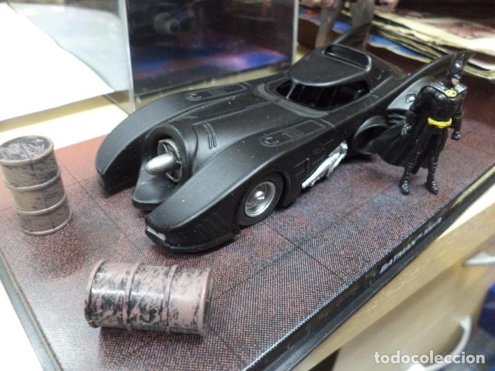 Figuras y Muñecos DC: Batmobile Altaya esc.1/43.Batman movie - Foto 2 - 113712251