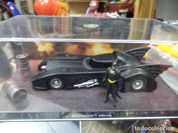 Figuras y Muñecos DC: Batmobile Altaya esc.1/43.Batman movie - Foto 4 - 113712251