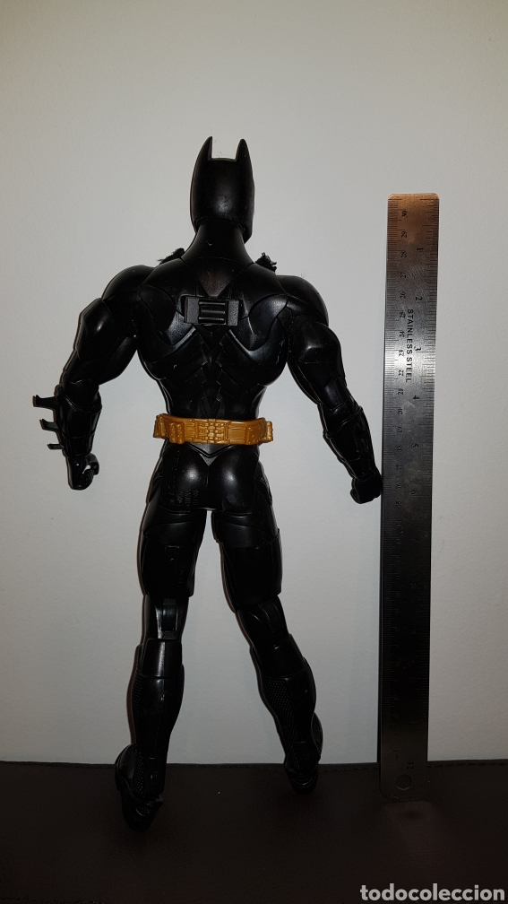 Figuras y Muñecos DC: Figura Batman Mattel DC Comics de 35 cm - Foto 3 - 113872935