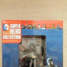 Figuras y Muñecos DC: FIGURA BATMAN DC SUPER HERO COLLECTION - ESCALA 1:21 (EAGLEMOSS). Lote 115246319