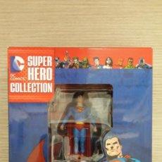 Figuras y Muñecos DC: FIGURA SUPERMAN DC SUPER HERO COLLECTION - ESCALA 1:21 (EAGLEMOSS). Lote 115246619