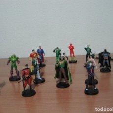 Figuras y Muñecos DC: DC COMICS FIGURAS SUPERHEROES. VER FOTOS. Lote 42697442