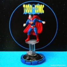 Figuras y Muñecos DC: SUPERMAN / CLARK KENT / ALIADOS DE SUPERMAN / HEROCLIX / DC / MINI POWERS (1ª SERIE). Lote 189395286