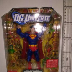 Figuras y Muñecos DC: FIGURA DE ACCIÓN SUPERMAN DC UNIVERSE CÓMICS 75 YEARS OF SUPER POWER. Lote 117474128