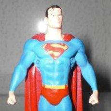 Figuras y Muñecos DC: FIGURA DE PLOMO ALTAYA EAGLEMOSS SUPERMAN NUEVO EN BLISTER. Lote 117817867