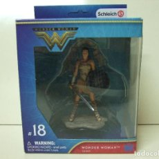 Figuras y Muñecos DC: FIGURA WONDER WOMAN - SCHLEICH - DC COMICS - WONDERWOMAN CINE COMIC HEROÍNA AMAZONA. Lote 120705871