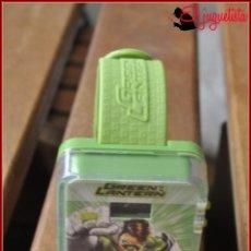 Figuras y Muñecos DC: GREEN LANTERN LINTERNA VERDE - DC COMICS - RELOJ DIGITAL. Lote 121123347
