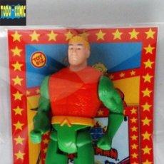 Figuras y Muñecos DC: FIGURA AQUAMAN / ARTHUR CURRY / DC COMICS SUPERHEROES / TOY BIZ 1990 / SUPER POWERS SUPERPOWERS. Lote 122461427