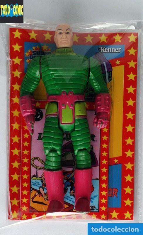 FIGURA LEX LUTHOR / DC SUPER POWERS SUPERPOWERS / KENNER 1984 (Juguetes - Figuras de Acción - DC)