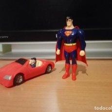Figuras y Muñecos DC: SUPERMAN FIGURAS DC COMICS BURGER KING 1997.. Lote 123914071