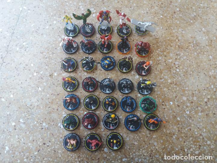 Figuras y Muñecos DC: LOTE 33 FIGURAS DISTINTAS y NUEVAS. DC/HEROCLIX/MARVEL - Foto 2 - 129344431