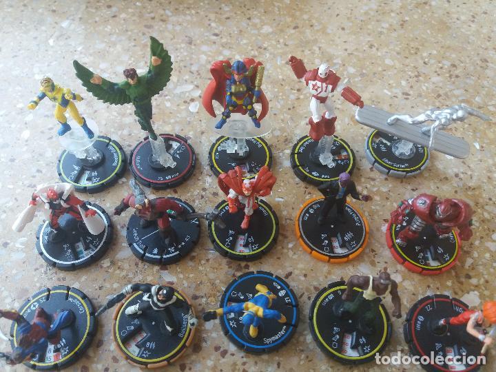 Figuras y Muñecos DC: LOTE 33 FIGURAS DISTINTAS y NUEVAS. DC/HEROCLIX/MARVEL - Foto 6 - 129344431