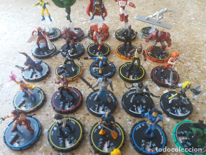 Figuras y Muñecos DC: LOTE 33 FIGURAS DISTINTAS y NUEVAS. DC/HEROCLIX/MARVEL - Foto 7 - 129344431
