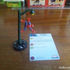 Figuras y Muñecos DC: FIGURA DE SPIDERMAN #1-1. NUEVA. HEROCLIX/MARVEL. Lote 129352595
