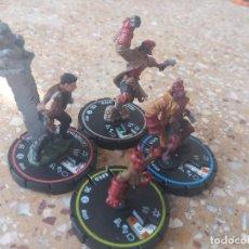 Figuras y Muñecos DC: LOTE 4 FIGURAS DARK HORSE COMICS. Lote 129410263