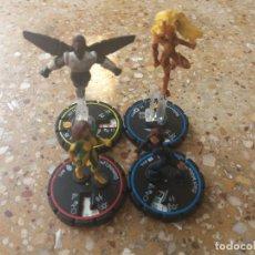 Figuras y Muñecos DC: LOTE 4 FIGURAS AVENGERS MARVEL COMICS. Lote 129410579