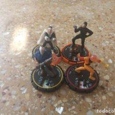 Figuras y Muñecos DC: LOTE 4 FIGURAS DC COMICS. Lote 129411643
