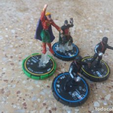 Figuras y Muñecos DC: LOTE 4 FIGURAS DC COMICS. Lote 129416163