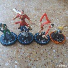Figuras y Muñecos DC: LOTE 4 FIGURAS DC COMICS. Lote 129416399