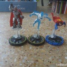 Figuras y Muñecos DC: LOTE 3 FIGURAS DC COMICS. Lote 129418547