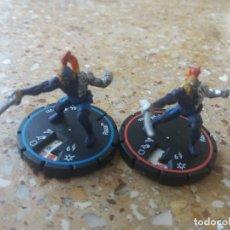 Figuras y Muñecos DC: LORE 2 FIGURAS MARVEL COMICS. RAZA. Lote 129423567