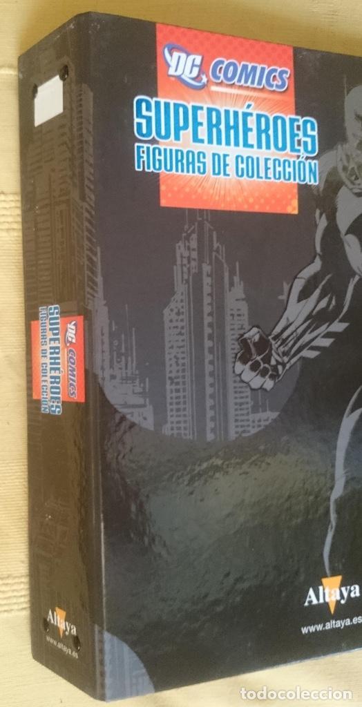 Figuras y Muñecos DC: DC Figuras de plomo Altaya- Tapas para fasciculos - Foto 2 - 129699295
