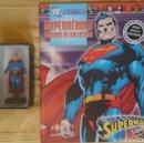 Figuras y Muñecos DC: DC FIGURAS DE PLOMO ALTAYA - N2 SUPERMAN. Lote 129699571