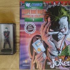 Figuras e Bonecos DC: DC FIGURAS DE PLOMO ALTAYA - N4 JOKER. Lote 129699703