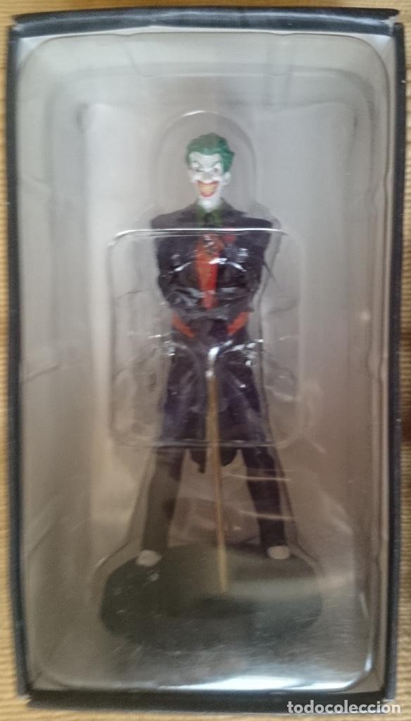 Figuras y Muñecos DC: DC Figuras de plomo Altaya - n4 Joker - Foto 2 - 129699703