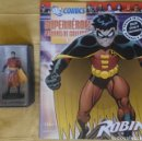 Figuras y Muñecos DC: DC FIGURAS DE PLOMO ALTAYA - N8 ROBIN. Lote 129699975