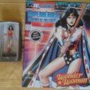 Figuras y Muñecos DC: DC FIGURAS DE PLOMO ALTAYA - N10 WONDER WOMAN. Lote 129700107