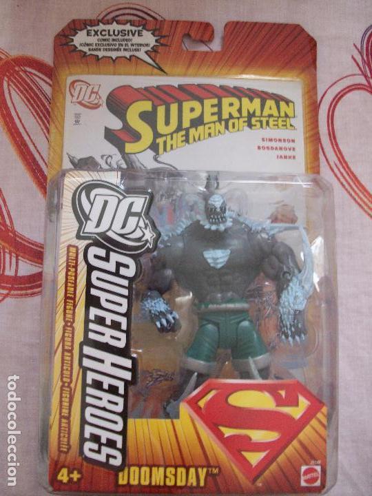 Dc Superheroes Doomsday Juicio Final Similar Ma Buy Dc Figures And Dolls At Todocoleccion 130933212