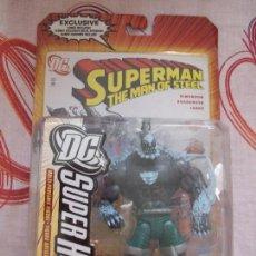 Figuras y Muñecos DC: DC SUPERHEROES DOOMSDAY JUICIO FINAL SIMILAR MARVEL LEGENDS DC UNIVERSE CLASSICS. Lote 130933212
