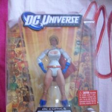 Figuras y Muñecos DC: DC UNIVERSE CLASSICS POWER GIRL SIMILAR MARVEL LEGENDS . Lote 130933628