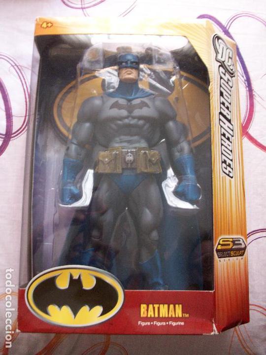 BATMAN DC SUPERHEROES UNIVERSE CLASSICS SIMILAR MARVEL LEGENDS ICONS 30 CMS (Juguetes - Figuras de Acción - DC)