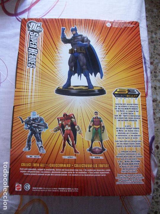 Figuras y Muñecos DC: BATMAN DC SUPERHEROES UNIVERSE CLASSICS SIMILAR MARVEL LEGENDS ICONS 30 CMS - Foto 2 - 130934064