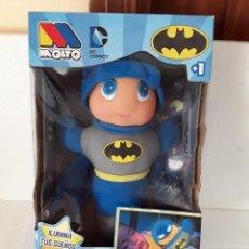 Figuras y Muñecos DC: BATMAN-GUSY LUZ-MOLTO -NUEVO-DC COMIC-. Lote 130957456