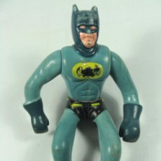 Figuras y Muñecos DC: BATMAN MOTORISTA - FIGURA AÑOS 70S HONG KONG. Lote 131860814