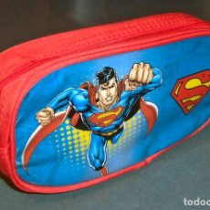 Figuras e Bonecos DC: NECESER / ESTUCHE DE SUPERMAN - ENVÍO GRATIS. Lote 132635602