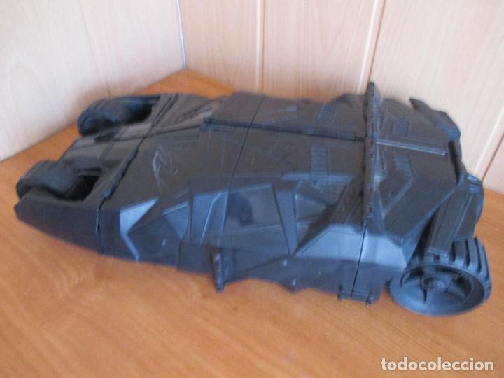 Figuras y Muñecos DC: COCHE BATMOBIL, DC COMICS , TRANSFORMABLE - Foto 10 - 134300086