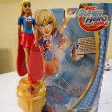 Figuras y Muñecos DC: SUPERGIRL VOLADORA, ORIGINAL DE DC COMICS. Lote 134941290