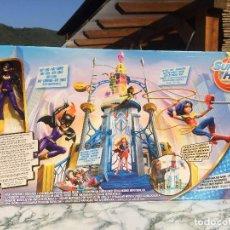 Figuras y Muñecos DC: MASTERS LOTE ENORME CAJA NUEVA PRECINTADA FABRICA UNIVERSIDAD INSTITUTO HEROES DC NO MARVEL. Lote 135626018