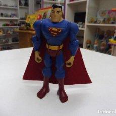 Figuras y Muñecos DC: FIGURA ARTICULADA DC COMICS MATTEL 2009 SUPERMAN. Lote 136039066