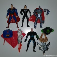 Figuras y Muñecos DC: DC COMICS - LOTE FIGURAS SUPERMAN AÑOS 90. Lote 136222466