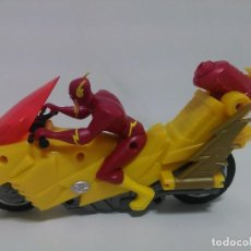 Figuras y Muñecos DC: MOTO FLASH. LIGA DE LA JUSTICIA.. Lote 136900430